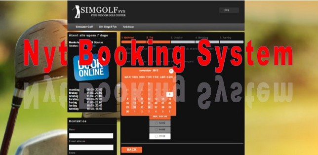 Nyt online booking