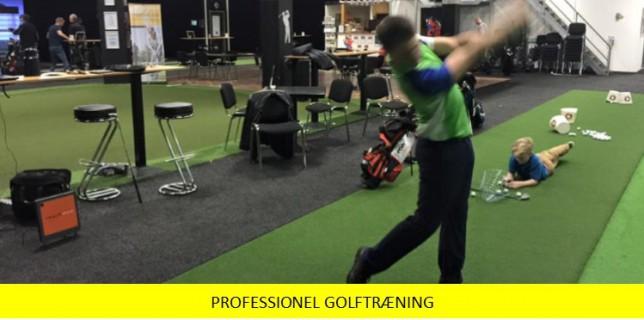 Professionel Golftræning